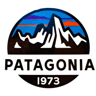 Patagonia Fitz Roy Scope Sticker Image 1