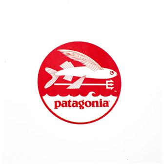 Patagonia Trident Sticker Image 1