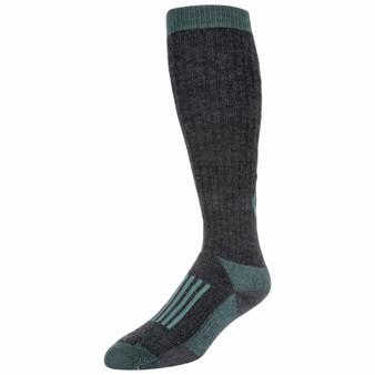 Simms Womens Merino Thermal Otc Sock Seafoam Image 1