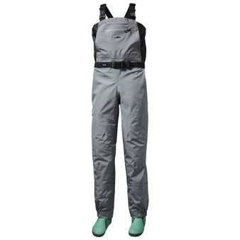 Patagonia Womens Spring River Wader Feather Grey Image 1