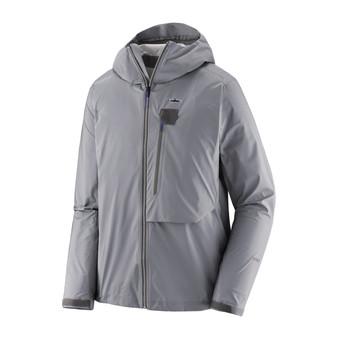Patagonia Ultralight Packable Jacket Salt Grey Image 1