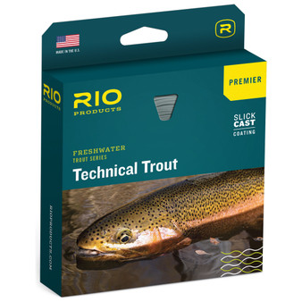 Rio Products Premier Technical Trout Image 1