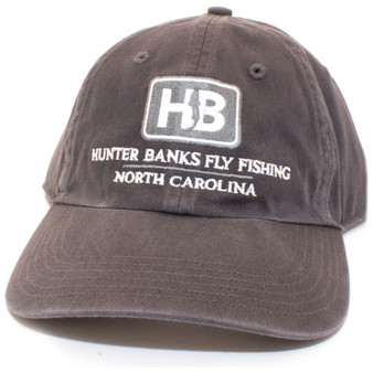Hunter Banks Icon 6 Panel Cap Charcoal Image 1