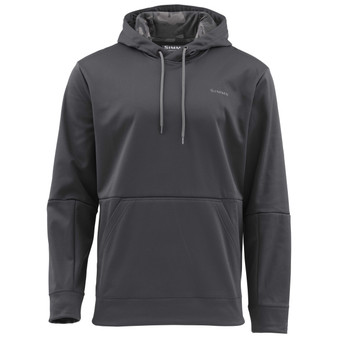 Simms Challenger Hoody Black Image 1