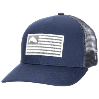 Simms Tactical Trucker Admiral Blue Image 1