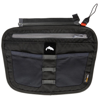 Simms Tippet Tender Pocket Carbon Image 1