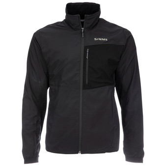Simms Flyweight Access Jacket Black Image 1