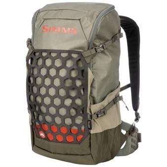 Simms Flyweight Backpack Tan Image 1