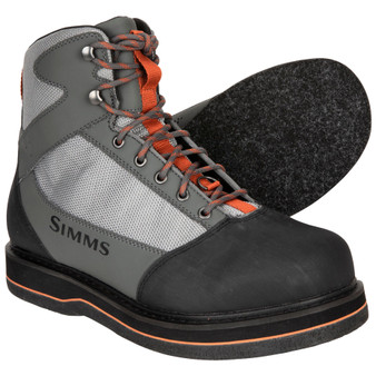 Simms Tributary Boot Felt Striker Grey Image 1
