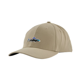 Patagonia Fitz Roy Trout Channel Watcher Cap El Cap Khaki Image 1