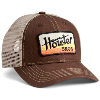 Howler Brothers Howler Electric Standard Cap Howler Electric Brown Khaki Image 1