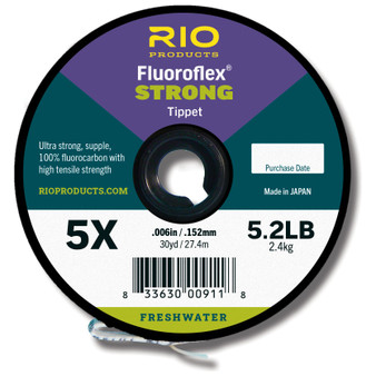 Rio Products Fluoroflex Strong Tippet Image 1
