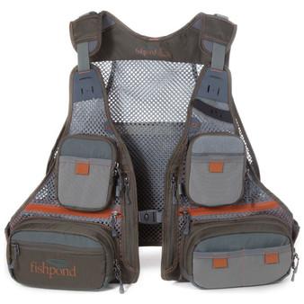 Fishpond Sagebrush Pro Mesh Vest Slate Image 1