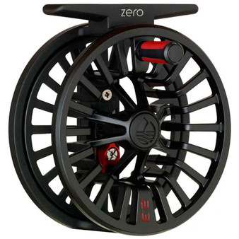 Redington Zero Reel Black Image 1