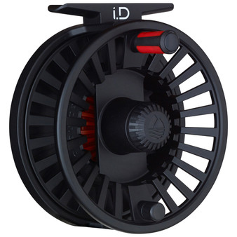 Redington I D Reel Black Image 1