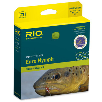 Rio Products Fips Euro Nymph Line Image 1