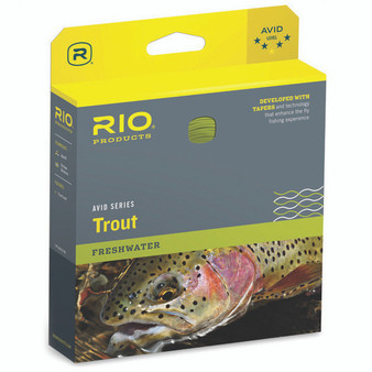 Rio Products Avid Trout Image 1