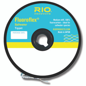 Rio Products Fluoroflex Saltwater Tippet Image 1