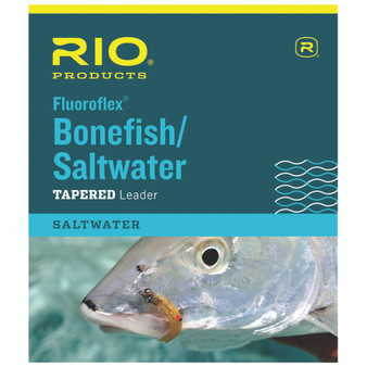 Rio Products Saltwater Fluoroflex Leaders Image 1