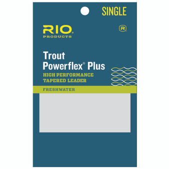 Rio Products Powerflex Plus Leaders Image 1