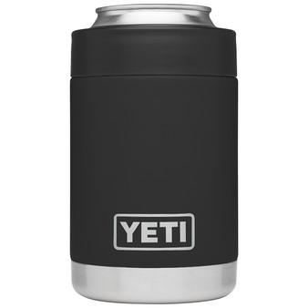 Yeti Coolers Rambler Colster Black Image 1