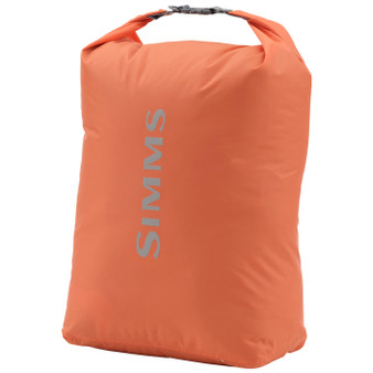 Simms Dry Creek Dry Bag Bright Orange Large Image 1