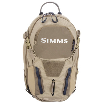 Simms Freestone Ambidextrous Tactical Sling Pack Tan Image 1