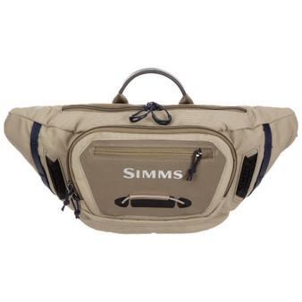 Simms Freestone Tactical Hip Pack Tan Image 1