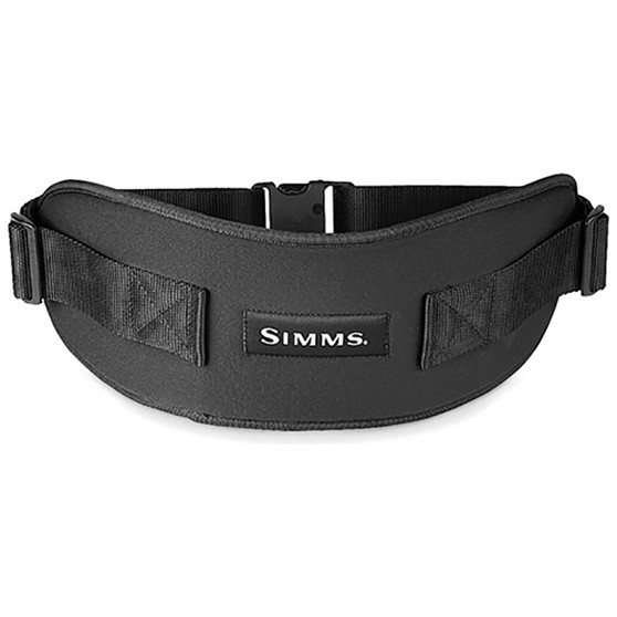 Simms Backsaver Belt Black Image 1