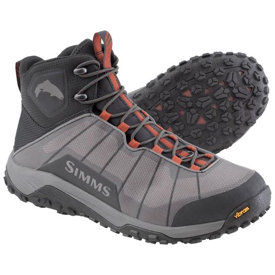Simms Flyweight Boot Steel Grey Image 1