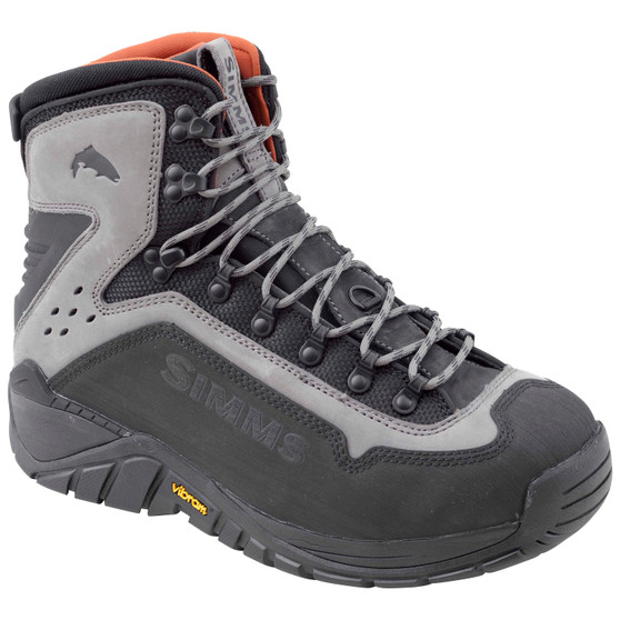Simms G3 Guide Boot Steel Grey Image 1