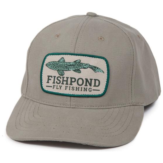 Fishpond Cruiser Trout Full Back Hat Chalk Bluff Image 1
