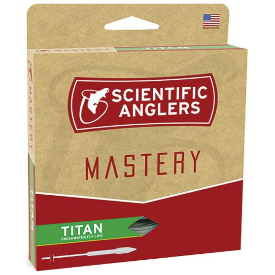 Scientific Anglers Mastery Titan Taper Image 1