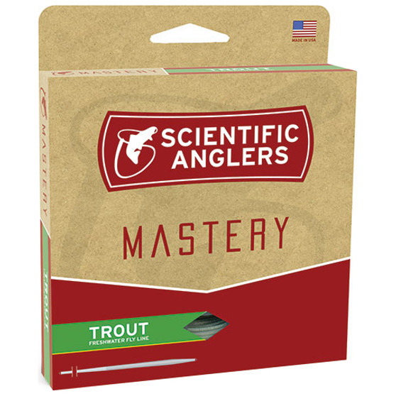 Scientific Anglers Mastery Trout Taper Image 1