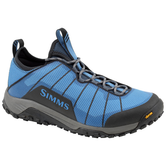 Simms Flyweight Wet Wading Shoe Pacific Image 1