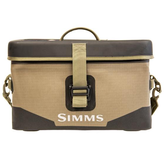 Simms Dry Creek Boat Bag Tan Image 1