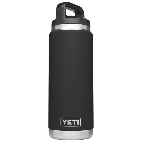 Yeti Coolers Rambler Bottle 26 Black Image 1