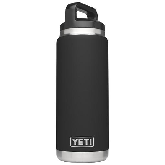 Yeti Coolers Rambler Bottle 26 Black Image 1