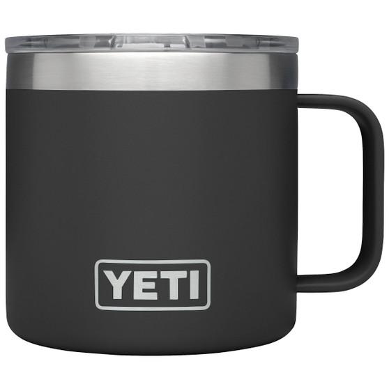 Yeti Coolers Rambler Mug 14 Black Image 1