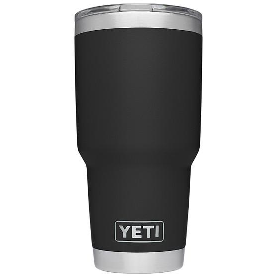 Yeti Coolers Rambler Tumbler 30 With Magslider Lid Black Image 1