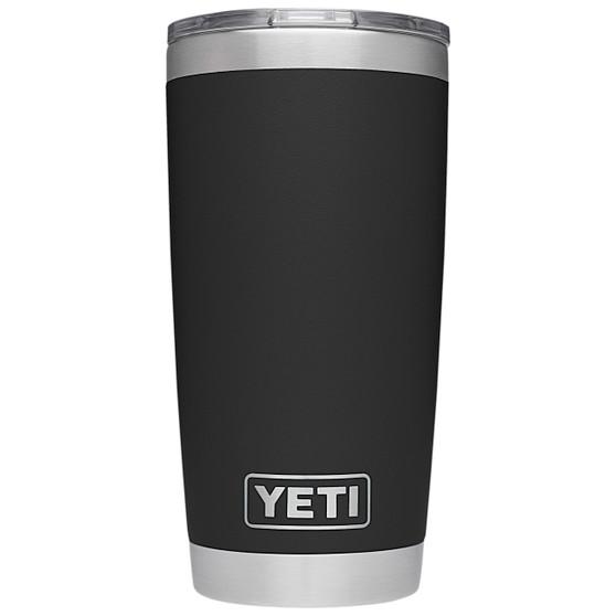 Yeti Coolers Rambler Tumbler 20 With Magslider Lid Black Image 1