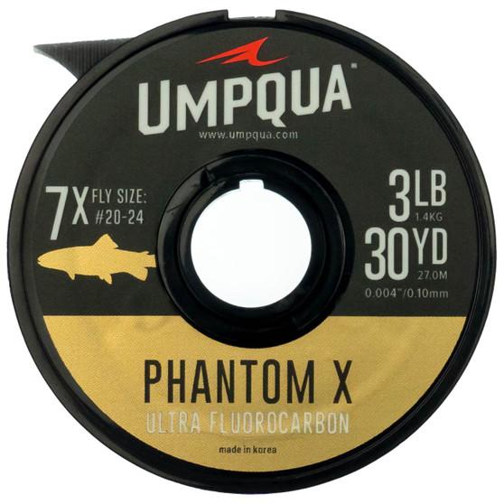 Umpqua Phantom X Fluorocarbon Tippet Image 1