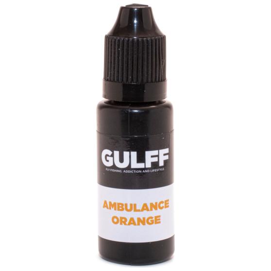 Gulff Gulff Max Resin Fluorescent Orange Image 1