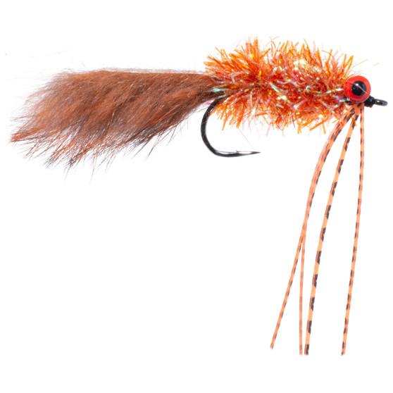 Solitude Fly Bass Master Crayfish Image 1