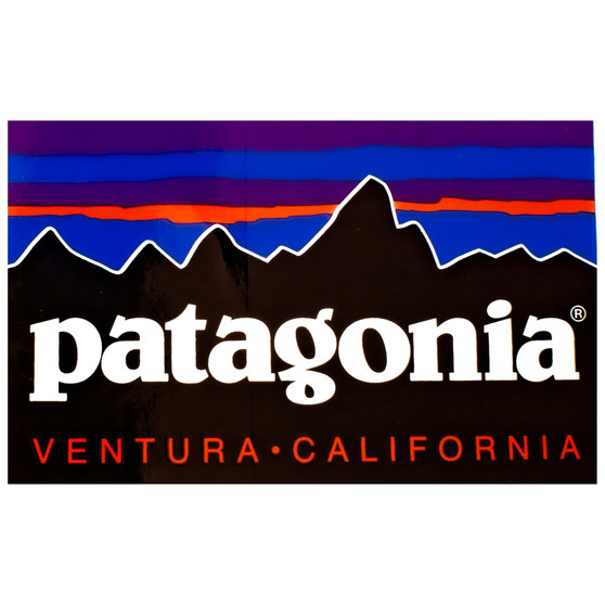 Patagonia Classic Sticker Image 1