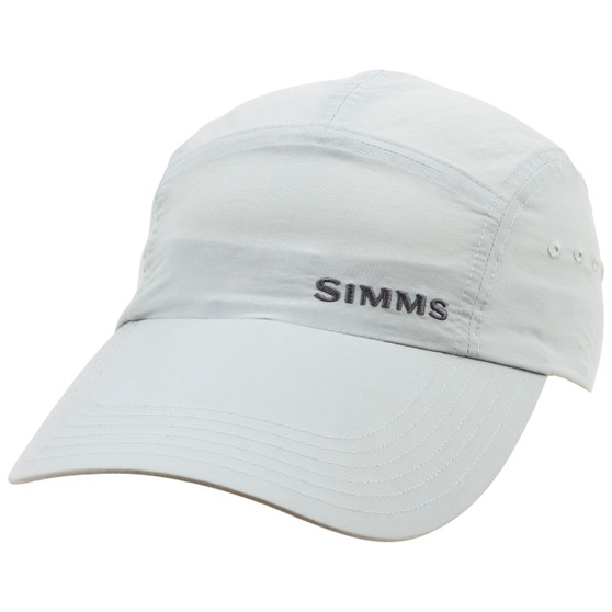 Simms Superlight Flats Longbill Cap Sterling Image 1