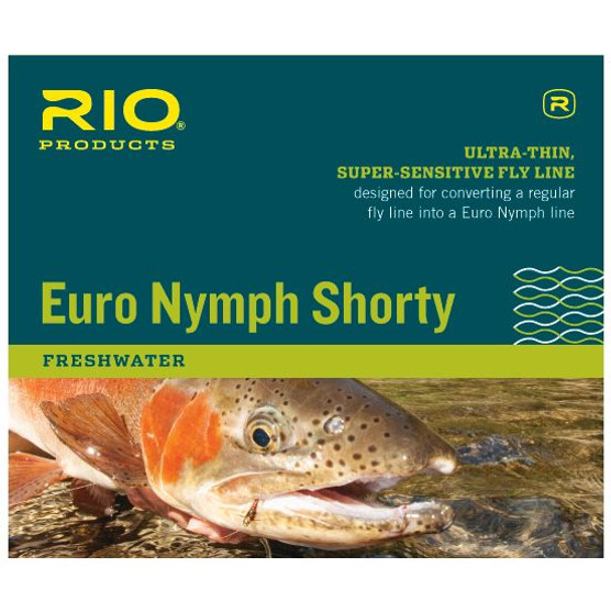 Rio Products Euro Nymph Shorty Image 1