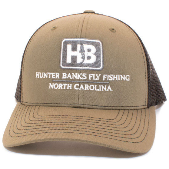 Hunter Banks Icon Mid Crown Trucker Loden Black Image 1