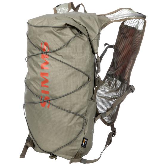 Simms Flyweight Pack Vest Tan Image 1