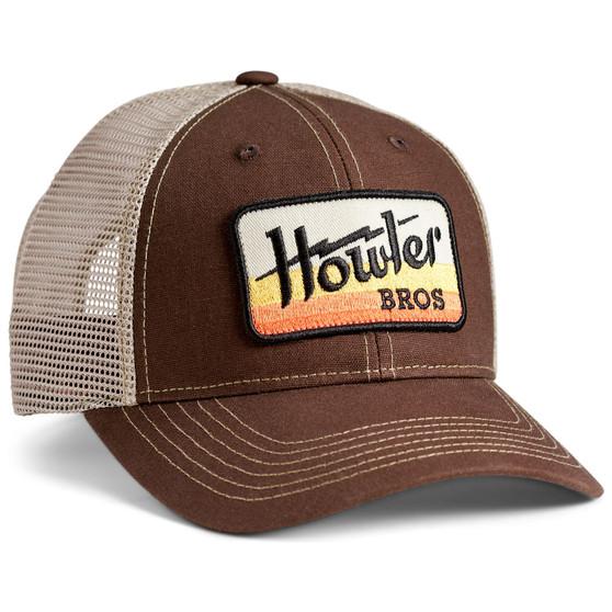 Howler Brothers Howler Electric Standard Cap Howler Electric Brown Khaki Image 1